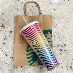 Starbucks Rainbow Pride Venti Love Cup